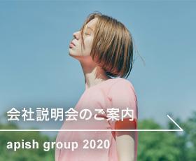 apish Group会社説明会2020延期のおしらせ