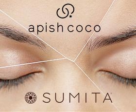 apish coco×SUMITA 日本初上陸スレッディング